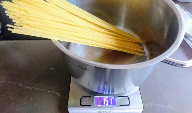 Spaghetti carbonara - Rezept - Bild Nr. 4