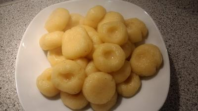 Rezept: Kartoffel - Klösschen