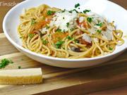 Spaghetti alla puttanesca - Rezept - Bild Nr. 6952