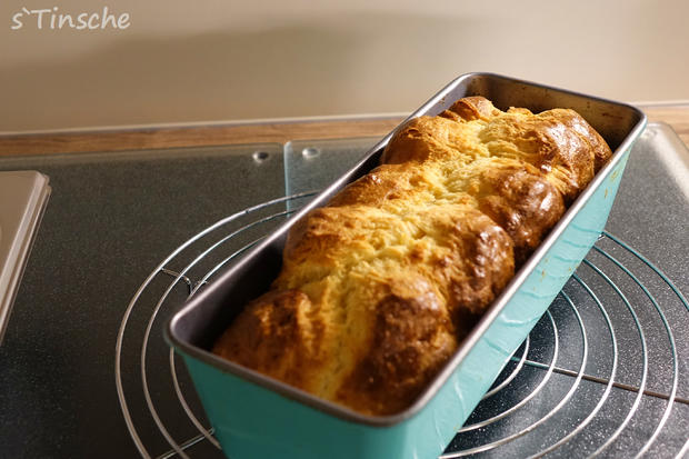 Butter- Brioche oder brioche au beurre - Rezept - Bild Nr. 6987