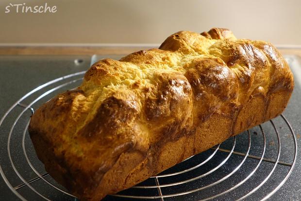 Butter- Brioche oder brioche au beurre - Rezept - Bild Nr. 6990