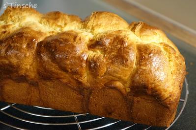 Butter- Brioche oder brioche au beurre - Rezept - Bild Nr. 6992