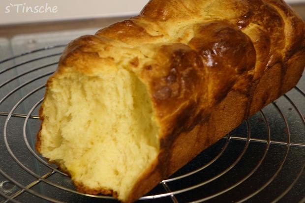 Butter- Brioche oder brioche au beurre - Rezept - Bild Nr. 6995