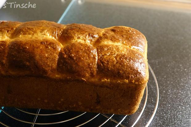 Butter- Brioche oder brioche au beurre - Rezept - Bild Nr. 7002