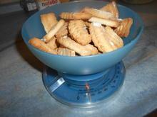 Apfel Keks  Kuchen - Rezept - Bild Nr. 6955