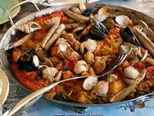 """Biggi`s """"Spezial"""" = Paella de marisco (mit Meeresfrüchten) - Rezept - Bild Nr. 6968"""