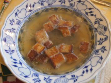 Knoblauchsuppe - Rezept - Bild Nr. 3