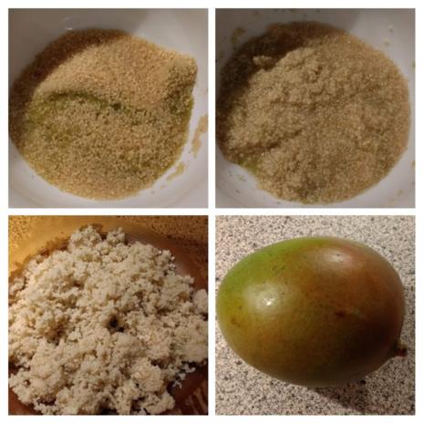 Fruchtiger Couscous - Salat - Rezept - Bild Nr. 6987