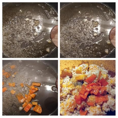 Fruchtiger Couscous - Salat - Rezept - Bild Nr. 6991