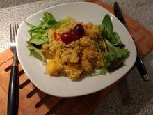 Fruchtiger Couscous - Salat - Rezept - Bild Nr. 6994