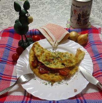 Pancakes del pomodoro - Rezept - Bild Nr. 6985