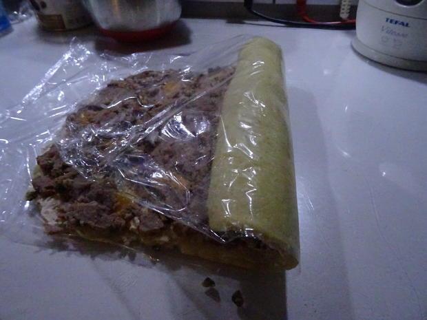 Kartoffel-Hackfleisch-Schnecken mit Dip - Rezept - Bild Nr. 6991