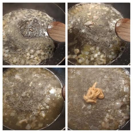 Kartoffel - Rosenkohl - Salat - Rezept - Bild Nr. 6987