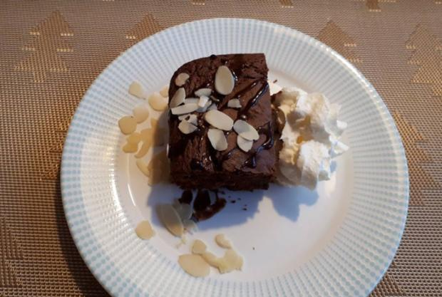 Winter-Brownie - Rezept - Bild Nr. 6985