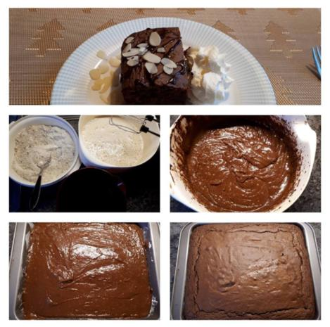 Winter-Brownie - Rezept - Bild Nr. 6986