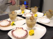 Cappuccino von Curry und Zitronengras mit Jakobsmuscheln - Rezept - Bild Nr. 2