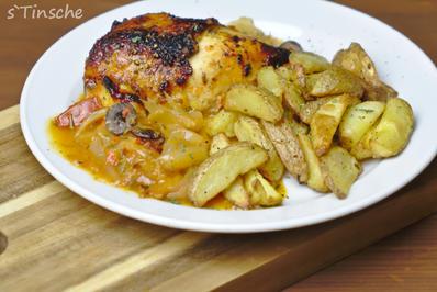 Rezept: Sizilianisches Hähnchen
