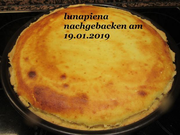 Mohn-Quark- Kuchen mit Preiselbeermarmelade - Rezept - Bild Nr. 7061