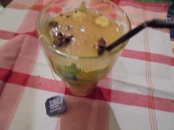 Rezept: Ingwer-Orangen-Tee-Punsch