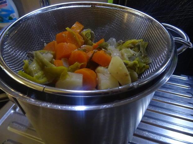Hühner-Nudelsuppe - Rezept - Bild Nr. 7063