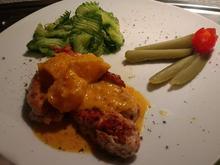 Hähncheninnenfilet mit fruchtiger Sauce - Rezept - Bild Nr. 7074