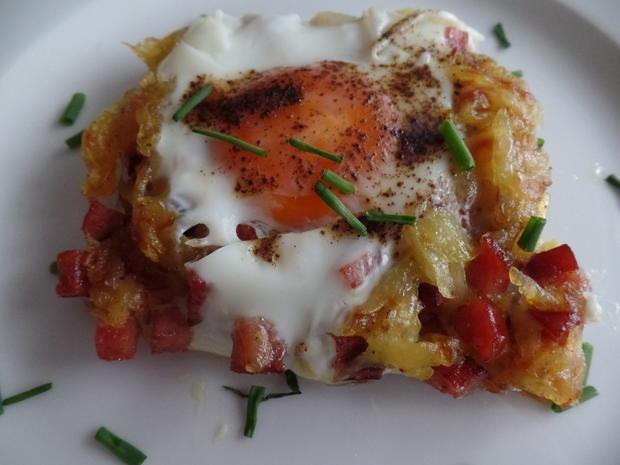 Kartoffel-Rösti-Auflauf - Rezept - Bild Nr. 7060