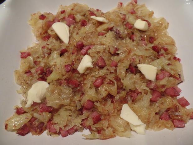 Kartoffel-Rösti-Auflauf - Rezept - Bild Nr. 7069