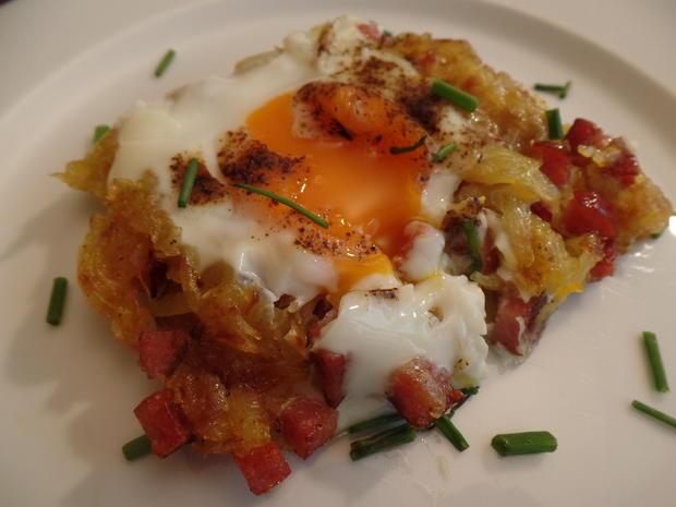 Kartoffel-Rösti-Auflauf - Rezept - Bild Nr. 7073
