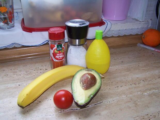 Ein kleiner Snack , mit viel Geschmack - Rezept - Bild Nr. 7076