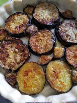 Auberginen gebraten und/oder eingelegt - Rezept - Bild Nr. 7082