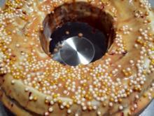 """Oma Löffel`s Kuchen = Mein """"Lieblingskuchen"""" ein Karamellcreme Marzipanrührkuchen - Rezept - Bild Nr. 7101"""