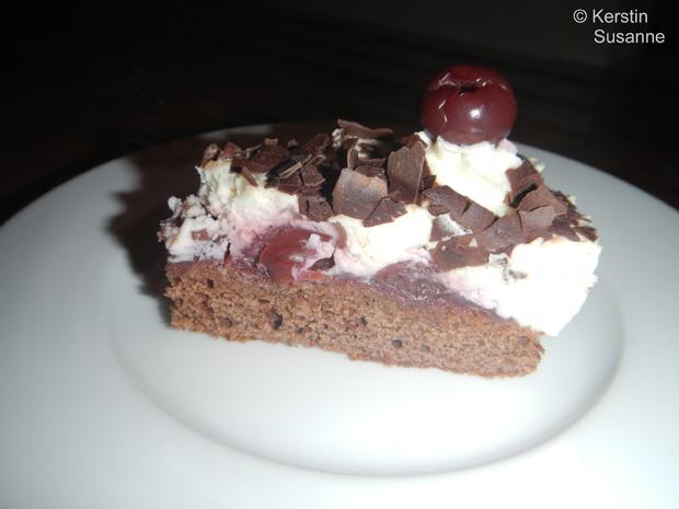 Kirsch-Schoko-Torte - Rezept - Bild Nr. 3