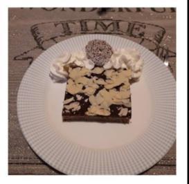 Lebkuchen vom Blech  - Rezept - Bild Nr. 7115