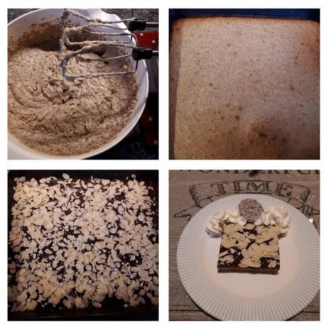 Lebkuchen vom Blech  - Rezept - Bild Nr. 7116