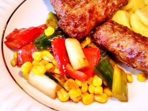 Erfrischend buntes Wokgemüse - Rezept - Bild Nr. 7115