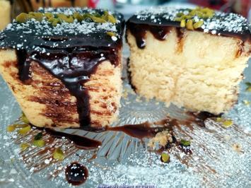 "Rezept: Oma Löffel`s Kleingebäck = Mini Puddingkuchen mit ""Backpudding Grundrezept"""