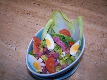 Einen kleinen Matjes Salat - Rezept - Bild Nr. 7137