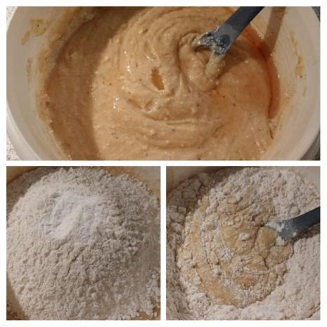 Einfache Marmor - Törtchen ohne Schnick-Schnack - Rezept - Bild Nr. 7145