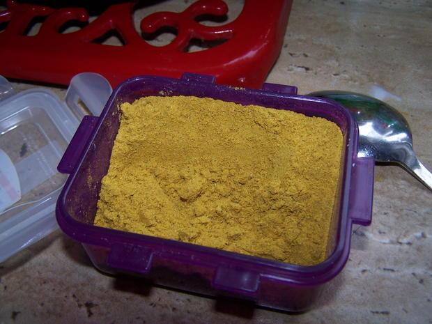 Gemüse mit Curry-masala- Kokos- Soße - Mango - Rezept - Bild Nr. 7160