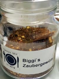 Rezept: Biggi`s Zaubergewürz 2.0