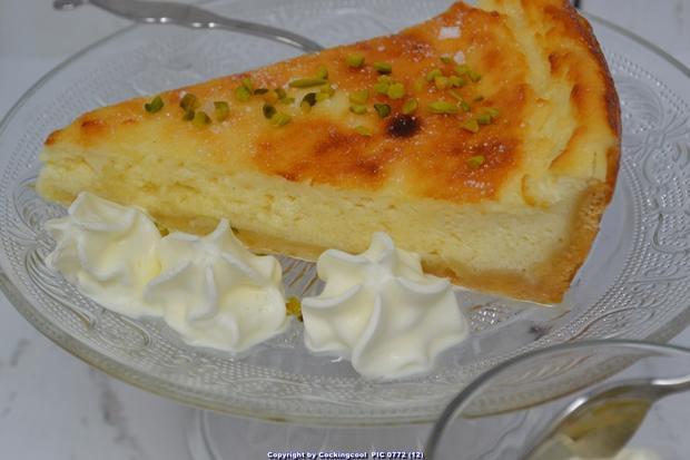 Oma Loffel S Kuchen Einfacher Kasekuchen Rezept Kochbar De