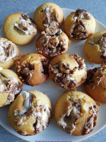 Turròn Muffins - Rezept - Bild Nr. 7163
