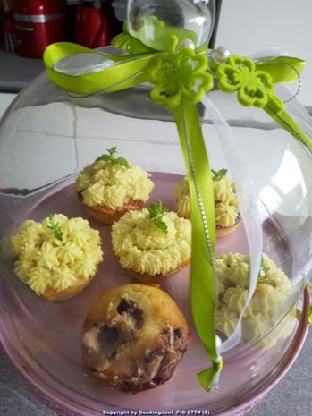 Turròn Muffins - Rezept - Bild Nr. 7169