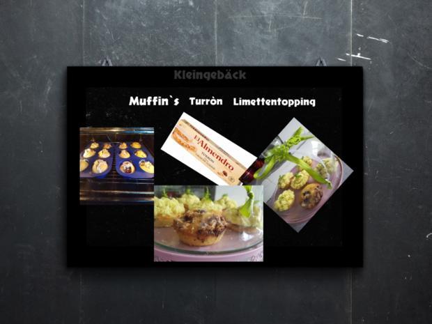 Turròn Muffins - Rezept - Bild Nr. 7170