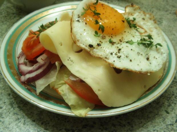 Ei-Burger - Rezept - Bild Nr. 7172