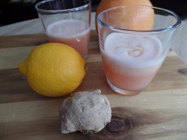 Grapefruit Shot - Rezept - Bild Nr. 7173