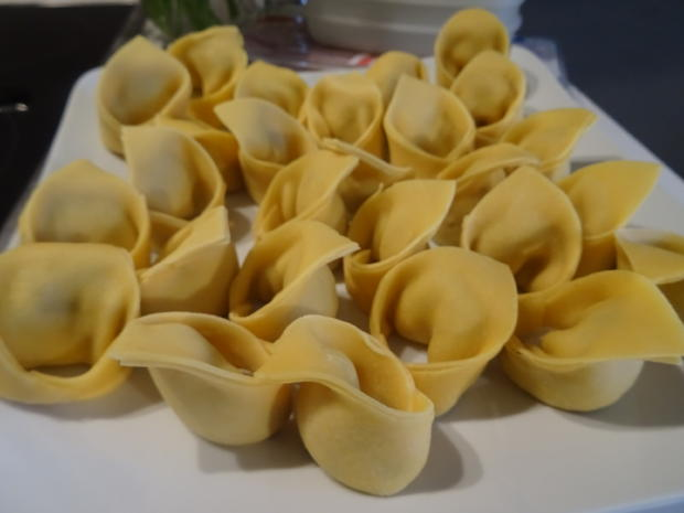 Tortelloni al funghi - Rezept - Bild Nr. 7172