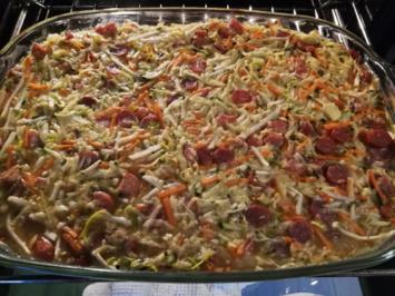 Gemüse Döbbe-Kuchen - Rezept - Bild Nr. 2