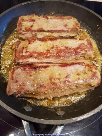 Biggi`s Fleisch = Lammlachse mit einer Korriander Nusskruste - Rezept - Bild Nr. 7207