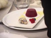Schlesische Mohnklöße mit Vanillesoße und Beerenblitzeis - Rezept - Bild Nr. 7198